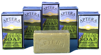 Aptera Olive Oil Soap